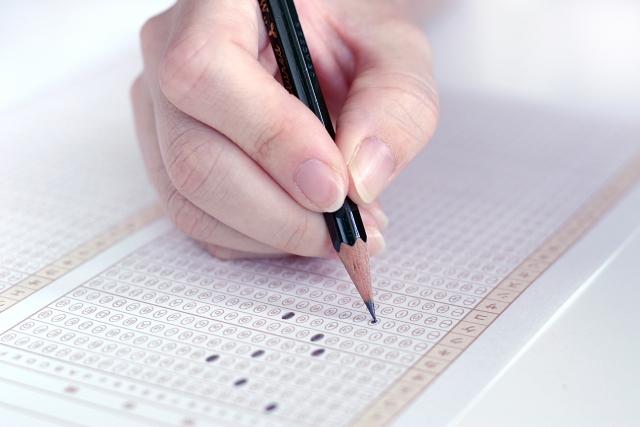 大学受験の模試の種類「マーク模試」