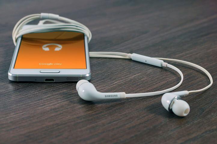 勉強の際のおすすめの小休憩「音楽を聴く」