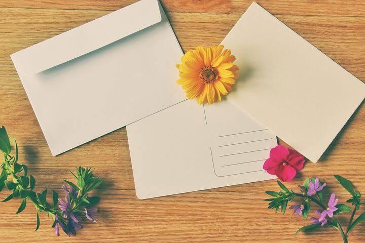 大学願書を書く上での注意点「封筒を書く上での注意点」