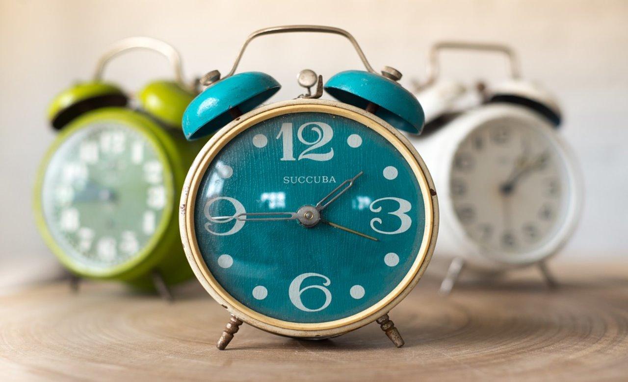 受験生に贈るのにおすすめのプレゼント「目覚まし時計」