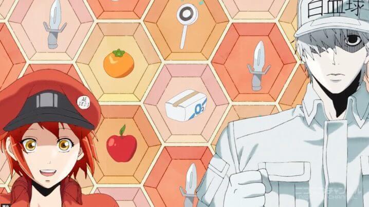 勉強に役立つアニメ「はたらく細胞」