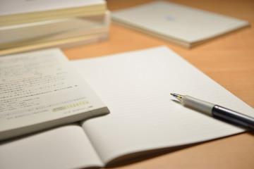 受験におけるストレス解消法「ノートを全て閉じる」
