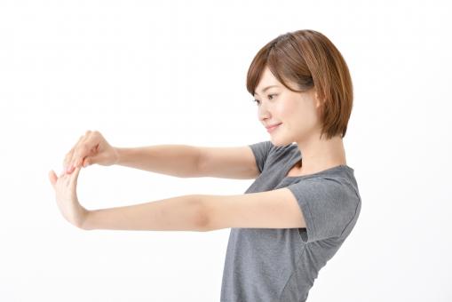 受験生におすすめのストレッチ『手首のストレッチ』
