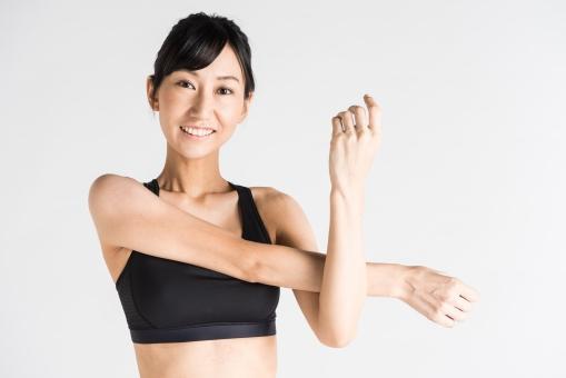 運動不足の受験生におすすめのストレッチ『腕のストレッチ』