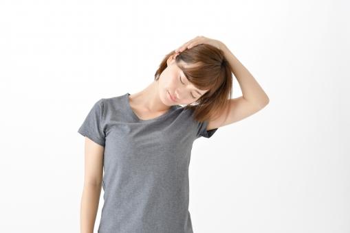 運動不足の受験生におすすめのストレッチ『首のストレッチ』