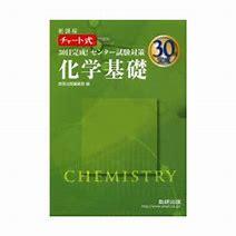 化学のおすすめ参考書・問題集『30日で完成 センター試験化学基礎』