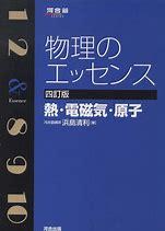 物理のおすすめ参考書・問題集『物理のエッセンス』