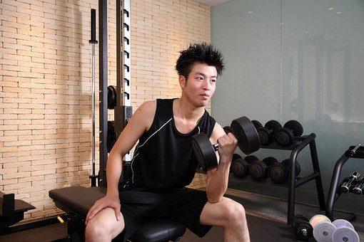 大学受験で運動不足の人におすすめの運動「ウエイトトレーニング」
