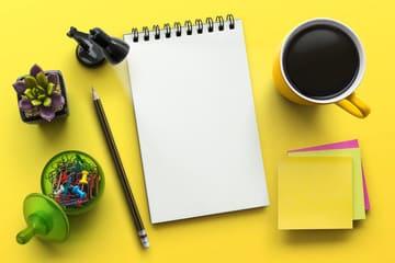 勉強のやる気を上げるには黄色
