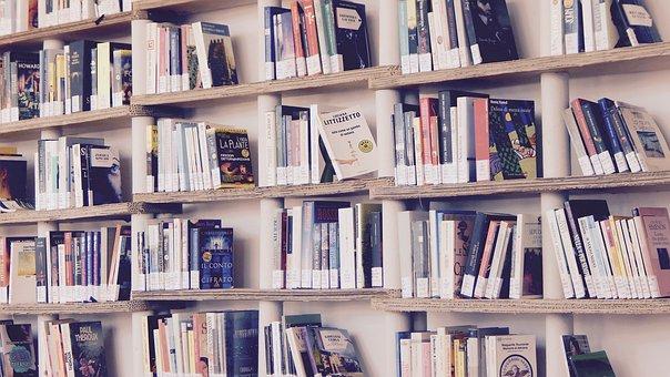 勉強集中できる場所「図書館」