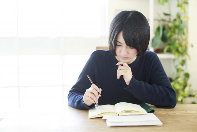 1日の勉強の集中の時間