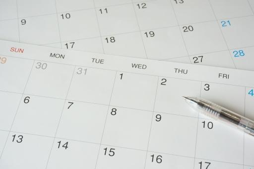 受験生におすすめのノートの取り方「日付をいれる」