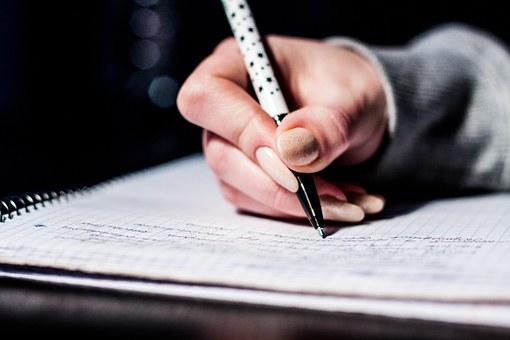 勉強中眠い時の対処法『勉強科目を変える』