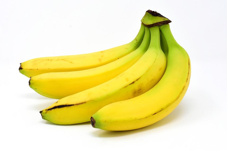 勉強に集中したい時に良い食べ物はバナナ