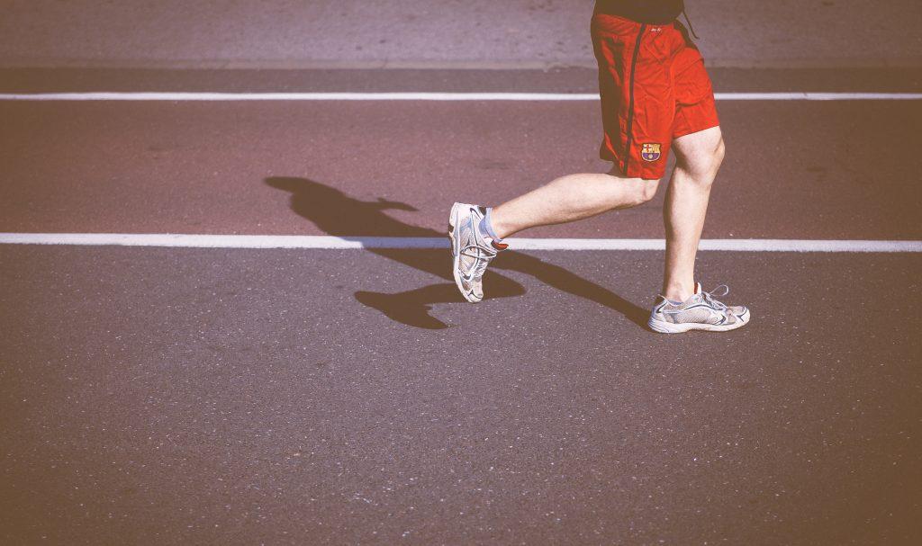 勉強が始められないときは軽く運動をする