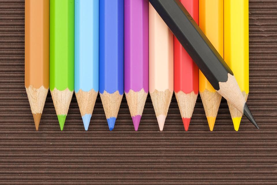 勉強に集中するのにおすすめの色