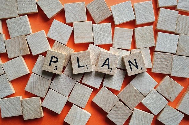 浪人で成功率をあげるために勉強の計画を立てる