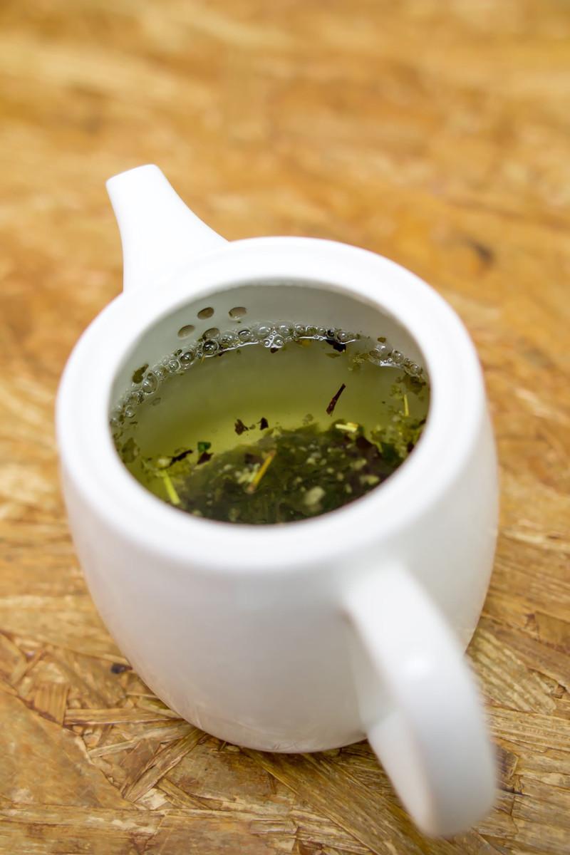 勉強に集中したい時に良い飲み物は緑茶