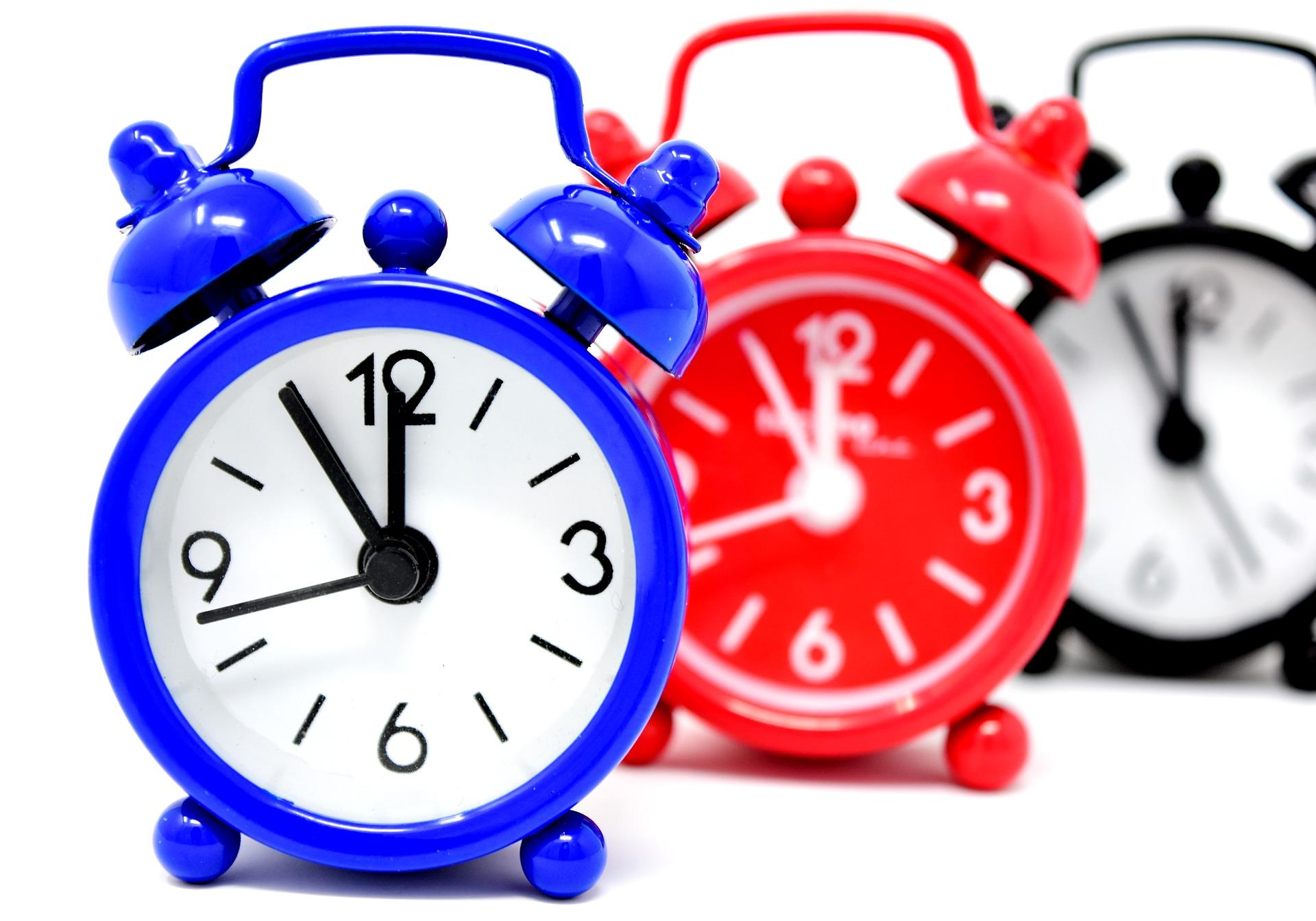 集中力が持続する時間はどれくらい?