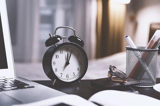 浪人生の1日のスケジュールを立てる前に寝る時間と起きる時間を決めよう
