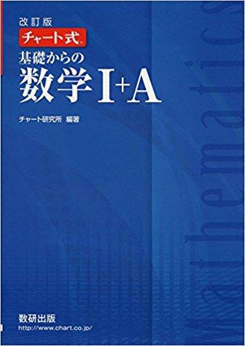 数学のおすすめ参考書・問題集『青チャート』