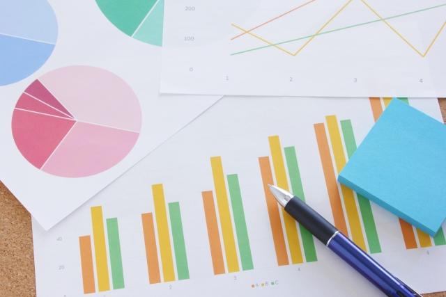 政経のグラフの読み取りや計算問題の勉強法