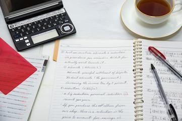 英文法の効率的な勉強法「長文問題を文法的に解いてみる」