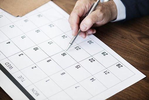 夏休みを買う課的に使うためにも受験生は勉強の計画、スケジュールを立てよう