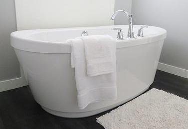 大阪地震の対策法「風呂の水をためる」