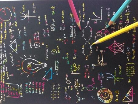 漆原晃の 物理基礎・物理が面白いほどわかる本の特徴『イラストが多く取っつきやすい』