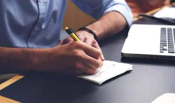 勉強を習慣にする方法『1日のスケジュールを細かく立てておく』