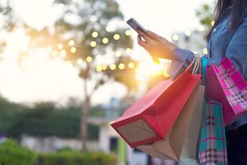 受験におけるストレス解消法「買い物をする」