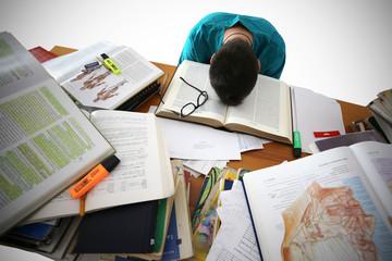 受験のストレスが起こる仕組み