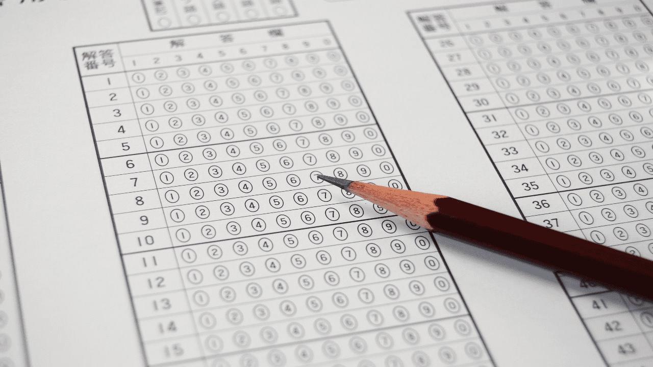 冬休みの勉強内容の一つはセンター試験対策