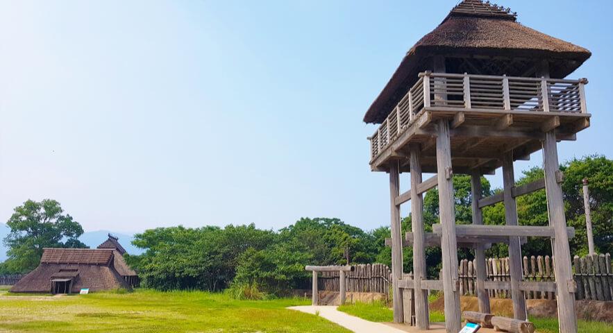 日本史の勉強に役立つ語呂合わせ「縄文時代」
