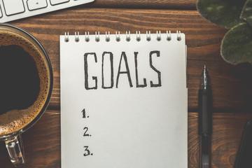 模試の勉強法「模試の目標をはっきりと決める」