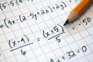 模試の数学における勉強法