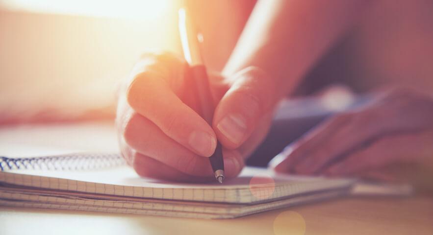 英単語ノートの覚え方「分からない単語や表現をノートに書く」