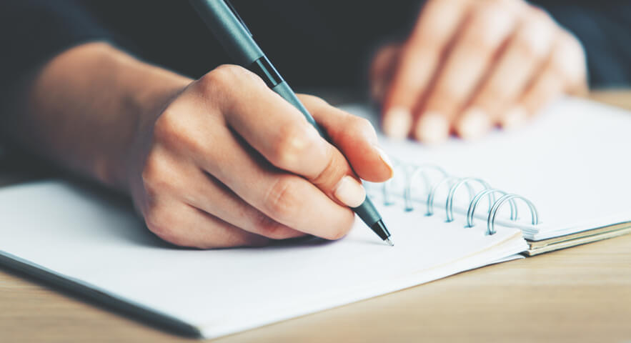 英単語ノートの覚え方のポイント「同じ英単語は何度も書く」