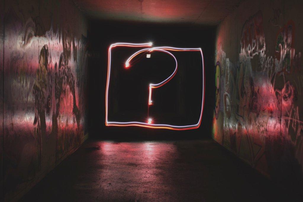 オープンキャンパスでは質問が重要